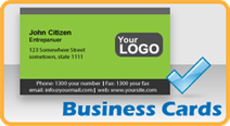 Business Cards designed to suit your Corporate Image